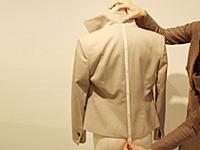 ジャケット採寸方法