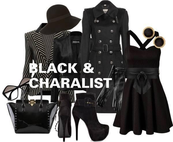 ブラック 黒色 レディーススーツ