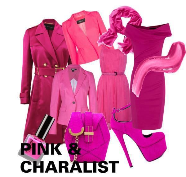 ピンク 桃色 レディーススーツ パターンオーダー カラースーツ