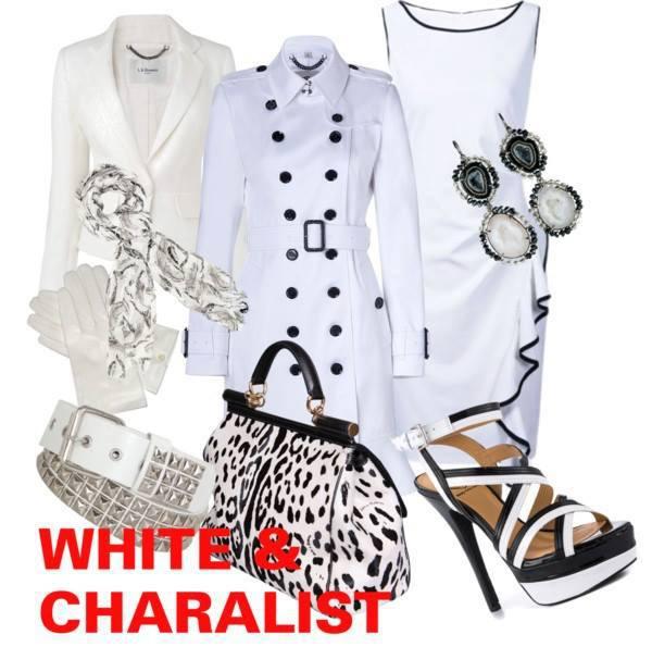ホワイト 白色 レディーススーツ