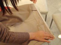 パンツ採寸方法
