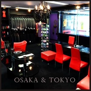 OSAKA TOKYO