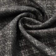 ブラック×ホワイト格子(28029-4/Y)