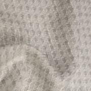 サマーツイードホワイト千鳥格子(28035-1/Y)