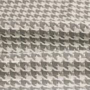 サマーツイードグレー千鳥格子(28035-2/Y)