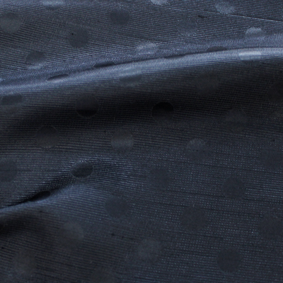 シャンタンドット大ネイビー(KKF6311D1-19)