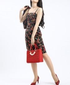 ワンピース かわいい花柄のボレロ&キャミソール<br />Floral Bolero & Camisole Dress