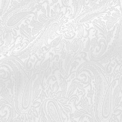 ペーズリー柄ホワイト(KKF1026CD-1-11)