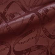 ベルト模様ワインレッド(KKF6820CD-3S-32)