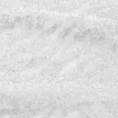 ラメ入りボアホワイト(KKF7173-2-11)