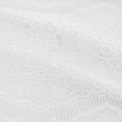 スカラレースジャカードホワイト(KKF7248-11)