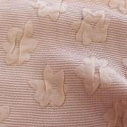 大花柄フクレジャカードピンク(KKF7605-2-80/UN1000)