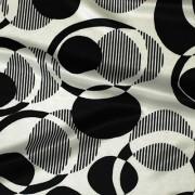 ブラック柄シルバー(KKP727-51-C/UN770)