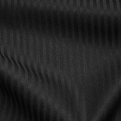 LaserCloth ブラックヘリンボーン(36615-1)