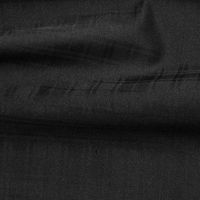 LaserCloth ブラック織柄チェック(36616-1)