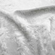 クラッシュベロア ホワイト(43788-1) / White Crashed Velour
