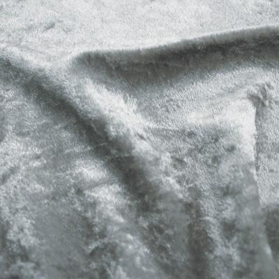 クラッシュベロア シルバーグレー(43788-18) / Sil.Gray Crashed Velour