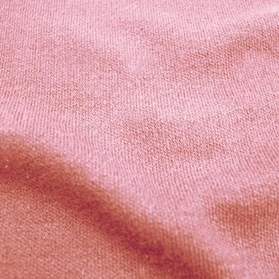 フレアースムース ベビーピンク(73624-10) / B.Pink Knit