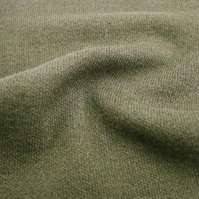 フレアースムース オリーブ(73624-2) / Olive Knit
