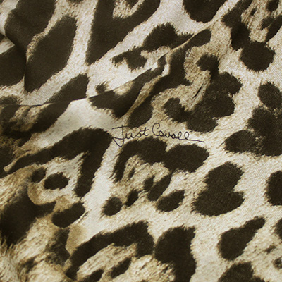 ミラノインポート レオパード柄(JC-LEOPARD/-) Viscose Leopard Print from Milan