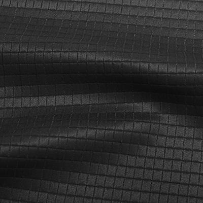 レザー風クロス柄ブラック(KKF1526CH-526-20) / Black Faux Leather