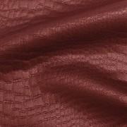 レザー風ワニ柄レッド(KKF1526CH-531-13) / Red Faux Leather