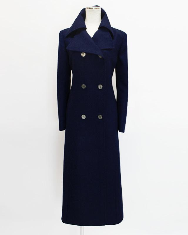 オーダーメイド カシミアコートフェア、サロンにて開催中<br />Made to order item: cashmere coat