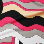 PAROLARI EMILIO PUCCI ストレッチレッド×グレー×ブラック(8223-2) / Printed Stretchy