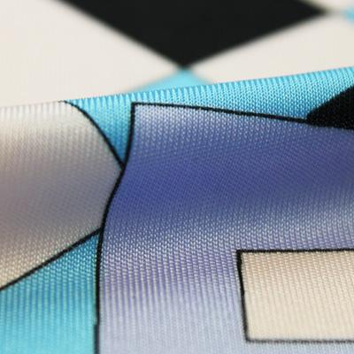 PAROLARI EMILIO PUCCI ストレッチブルー×ホワイト×ブラック(8223-3) / Printed Stretchy