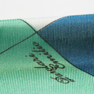 PAROLARI EMILIO PUCCI ストレッチティール×グリーン(8223-6) / Printed Stretchy