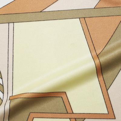 PAROLARI EMILIO PUCCI ストレッチオレンジ×イエロー×ピンク(8223-9) / Printed Stretchy
