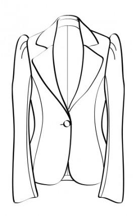 パフスリーブジャケット(RJ-1) / Puff Sleeve Jacket