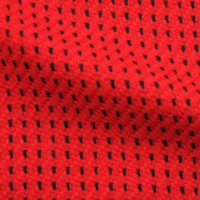 ロービングツイード(49345-4) / Red Wool Tweed