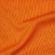 スムース オレンジ 無地 / Orange Double Face Knit(KKF5320-68)