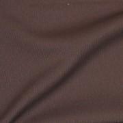 スムース ブラウン 無地 / Brown Double Face Knit(KKF757-5)