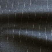 グレー ピン・ストライプ / Gray Wool Pinstripe(46604-5)