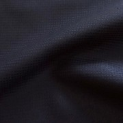 ネイビー ピン・チェック  / Navy Wool Plaid (46635-1)