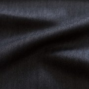 ダークグレー セルフ・ストライプ  / Gray Wool Self Stripe Wool(46635-3)