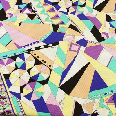 PAROLARI EMILIO PUCCI パステルスクエア プッチ柄 / Cotton  Pastel Square (9301-27)
