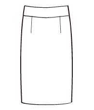 バギースカート (DK-6) / A-Line Skirt