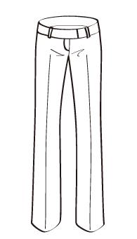 ストレートパンツ(JP-4) /Pencil Pants