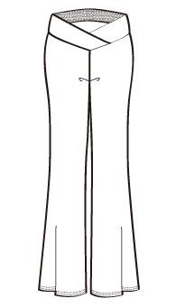 ワイドパンツ(MC-PT-1) / Wide-Leg Pant