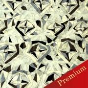 PAROLARI EMILIO PUCCIエミリオプッチ薄手サッカー生地幾何学模様ライトパープル×ホワイト×ブラック/Sucker Cotton100% geometry Rightpurple×White×Black