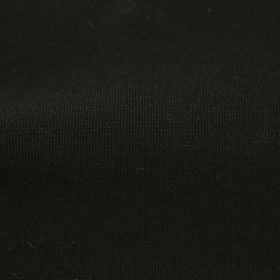 2WAYストレッチダブルクロス ブラック 黒(41131-20) 2 Way Stretch Double Cloth Black