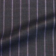 ネイビー太スト(5CC541)<br />Fabric in Wide Navy Stripes