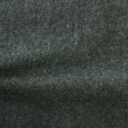 圧縮ウール グレー(76156-6)Gray Worsted Serge Fabric