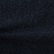 圧縮ウール ダークネイビー(76156-B)Dark Navy Worsted Serge Fabric