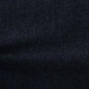 圧縮ウール ダークネイビー(76156-B)Dark Navy Worsted Serge Fabric