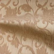 フローラル柄のストレッチ ジャカート アンティークピンク(KKF7312-4917-121) Stretch Jacquard Fabric, Antique Pink Floral
