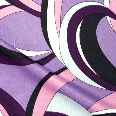 PAROLARI EMILIO PUCCI ストレッチニット パープルプリント / Purple Printed Stretch Knit
